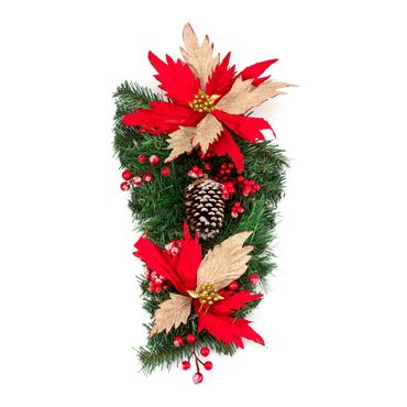rama-ponsettia-roja-beige-pina-y-frutos-rojos-7701016488600
