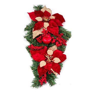 ramo-poinsettia-veige-rojo-borde-escarchado-60-cm-7701016488716