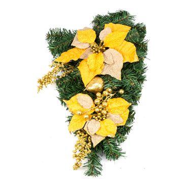 ramo-poinsettias-amarillas-borde-dorado-60-cm-7701016488945