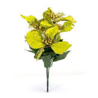 rama-poinsettias-verde-manzana-con-maya-35-cm-7701016488655