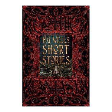h-g-wells-short-histories-gothic-fantasy-9781786644640