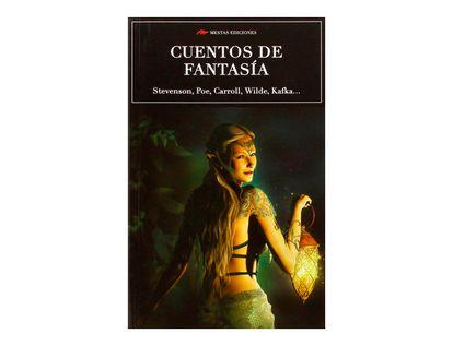 los-mejores-cuentos-de-fantasia-9788416365111