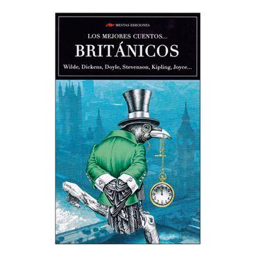los-mejores-cuentos-britanicos-9788416775507