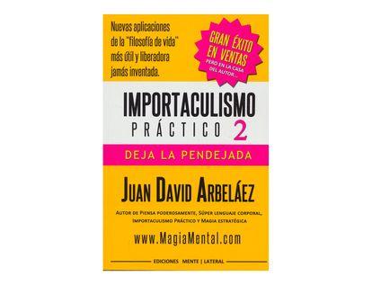 importaculismo-practico-no-2-deja-la-pendejada-9781387866151