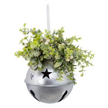 cascabel-colgante-plateado-con-hojas-verdes-20-cm-7701016477291