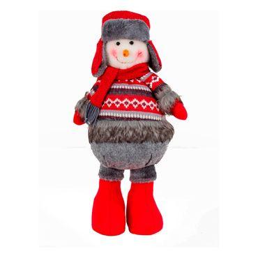 muneco-de-nieve-con-abrigo-rojo-y-gris-7701016505789