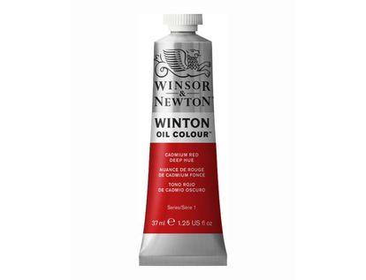 Oleo-de-37-ml-Winton-N.°-06-rojo-cadmio-oscuro