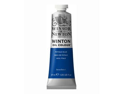 Oleo-de-37-ml-Winton-N.°-030-azul-Ftalo