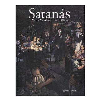 Satanas--novela-grafica-
