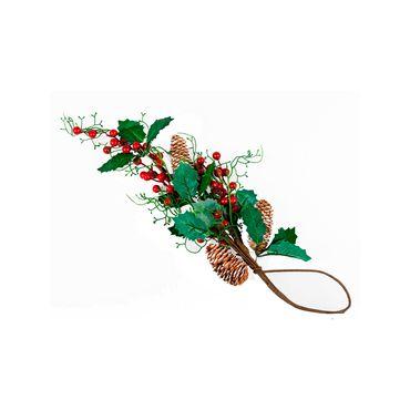Rama-colgante-con-piñas-frutos-rojos-y-hojas--50-cm