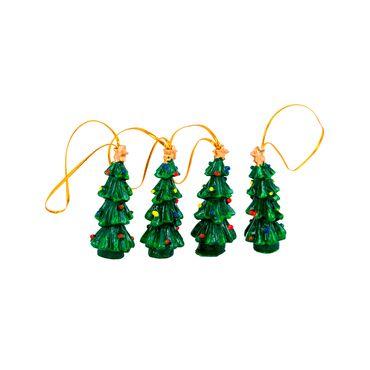 Arboles-x-4-unidades-verde-navidad---6-cm