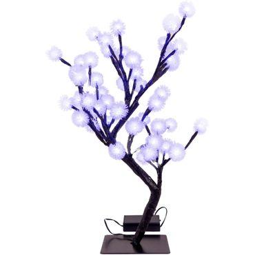 Arbol-con-48-luces-LED-y-copos-de-nieve-purpura---38-cm