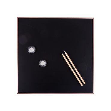 Tablero-de-Tiza-Magnetico-Negro
