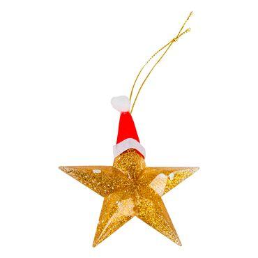 estrella-navidena-dorada-con-gorro-9-cm-7701016461689