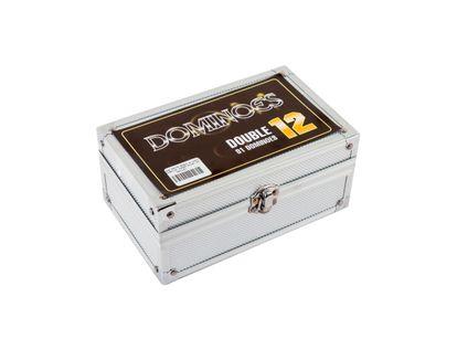 juego-domino-double-12-estuche-aluminio-541121