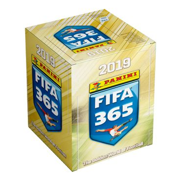 display-fifa-365-2019-caja-x-50-sobres-8018190091434