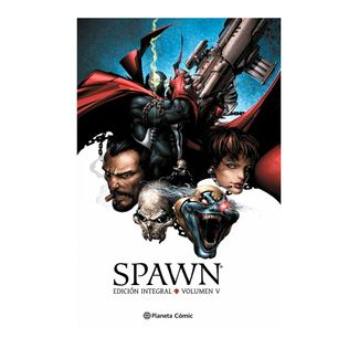 spawn-no-5-edicion-integral-9788416816231
