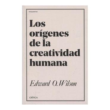 los-origenes-de-la-creatividad-humana-9789584272003