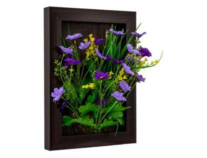 planta-artificial-con-marco-y-flores-moradas-30-cm-1-3300150002938