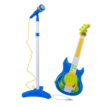 set-guitarra-y-microfono-azul-7701016513456