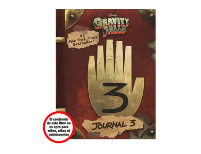 gravity-falls-journal-3-9781484746691