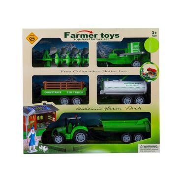 tractor-verde-con-remolques-7701016513883