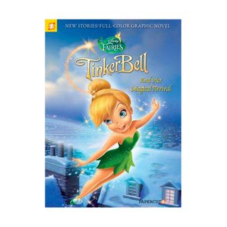 disney-fairies-tinkerbell-and-her-magical-arrival-9781597073233