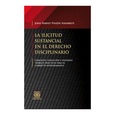 la-ilicitud-sustancial-en-el-derecho-disciplinario-9789587499513