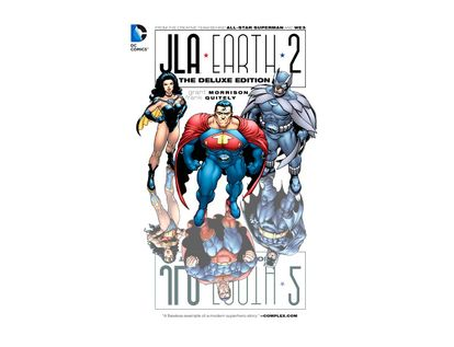 jla-earth-2-the-deluxe-edition-9781401244101