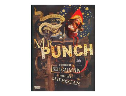 mr-punch-the-comical-tragedy-20th-anniversary-edition-9781401251420