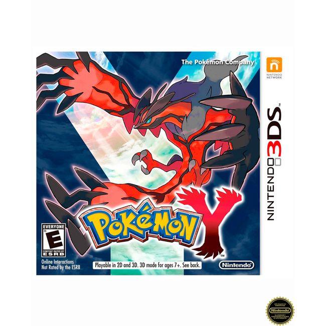 Juego Pokemon Y Para Nintendo 3ds Panamericana
