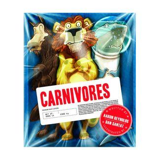 carnivores-9780811866903