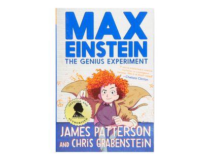 max-einstein-the-genius-experiment-9780316452199