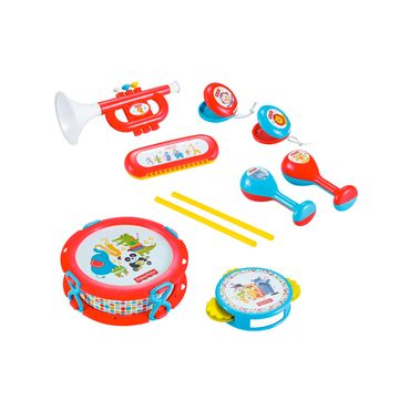 set-banda-musical-x-10-unidades-fisher-price-7702331110696