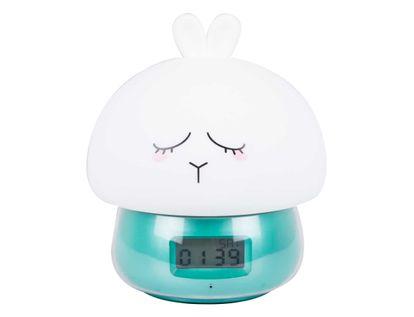 lampara-de-mesa-usb-con-despertador-diseno-conejo-dormido-verde-6956760290103