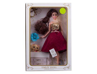 muneca-emily-vestido-rojo-7701016505420