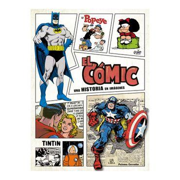 el-comic-una-historia-en-imagines-9788466237871