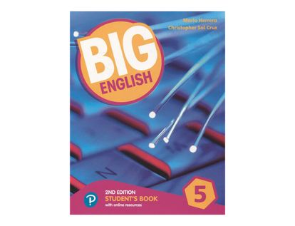 big-english-level-5-student-book-with-my-english-lab-2nd-ed--7707490698412
