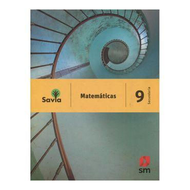 savia-matematicas-9-9789587805994