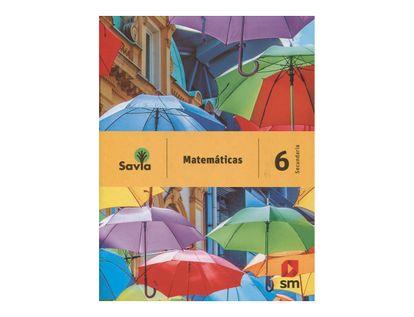 savia-matematicas-6-9789587805314