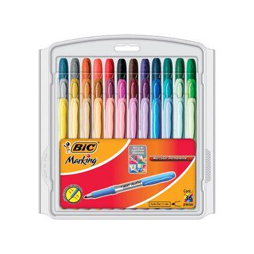 marcador-permanente-marking-grip-x-36-uds-colores-surtidos-7702436488331