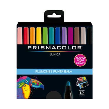 plumones-prismacolor-con-punta-bala-x-12-caballete-70735006851