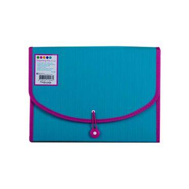archivador-fuelle-a4-azul-con-rosa-7701016520911