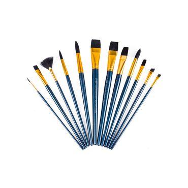 set-de-pinceles-taklon-negro-por-12-unidades-90672060419