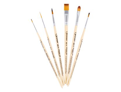 set-de-pinceles-pelo-sintetico-especial-ref-kit-tropical-por-7-unidades-7891055404805