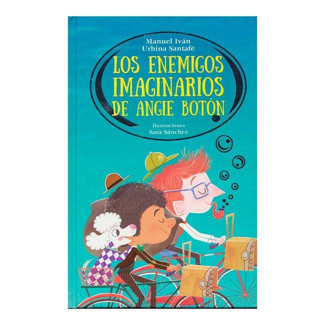 Los Enemigos Imaginarios De Angie Botón Panamericana