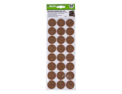 fieltro-adhesivo-circulos-marron-x-24-unidades-7701016419659