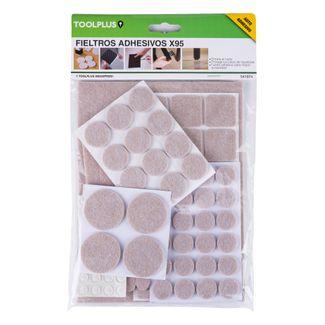 fieltro-adhesivo-circulos-y-cuadros-beige-x-95-unidades-7701016419765