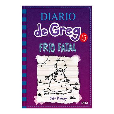 diario-de-greg-13-frio-fatal-9788427213128