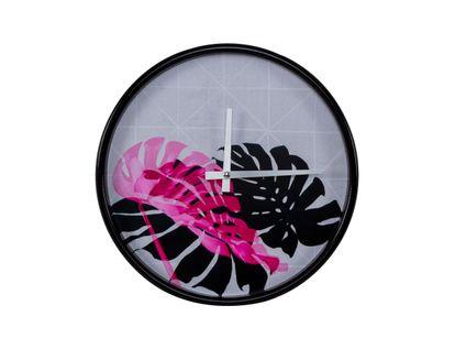reloj-de-pared-30-5-cm-hojas-monstera-7701016442534